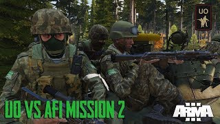 AFI vs UO Event Mission 2
