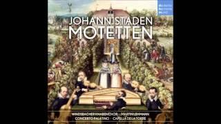 Windsbacher Knabenchor Johann Staden Motetten BR Klassik Die Kostprobe 3.5.15