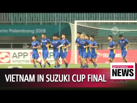 Park Hang-seo's Vietnam take on Malaysia in second leg of AFF Suzuki Cup 2018 final