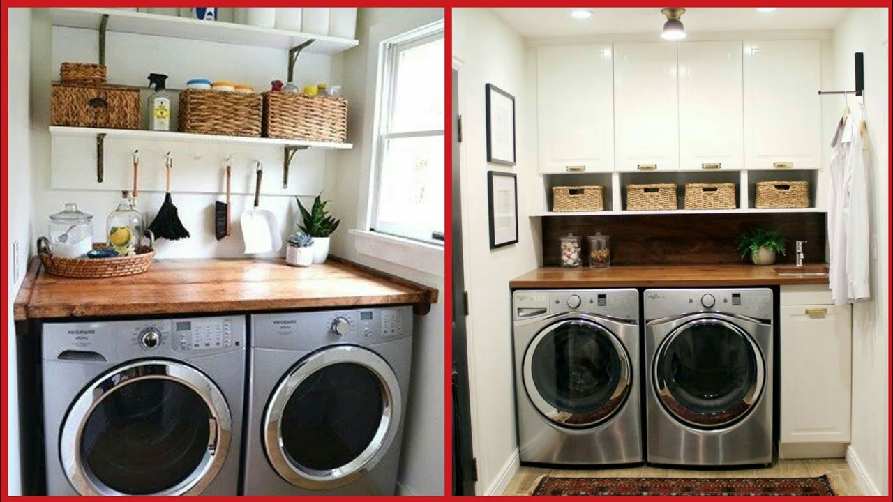 Amazing and gorgeous laundry rooms designs ideas - YouTube on Amazing Laundry Rooms  id=16907