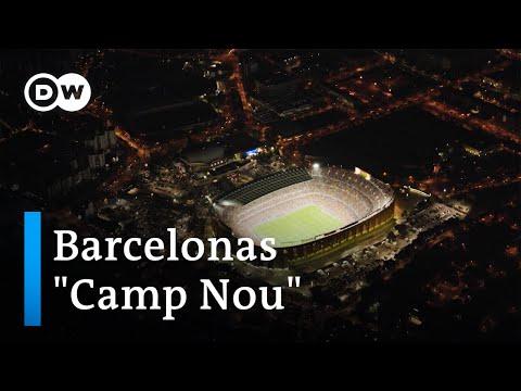 Fußballtempel in Barcelona: Das größte Stadion Europas | Euromaxx