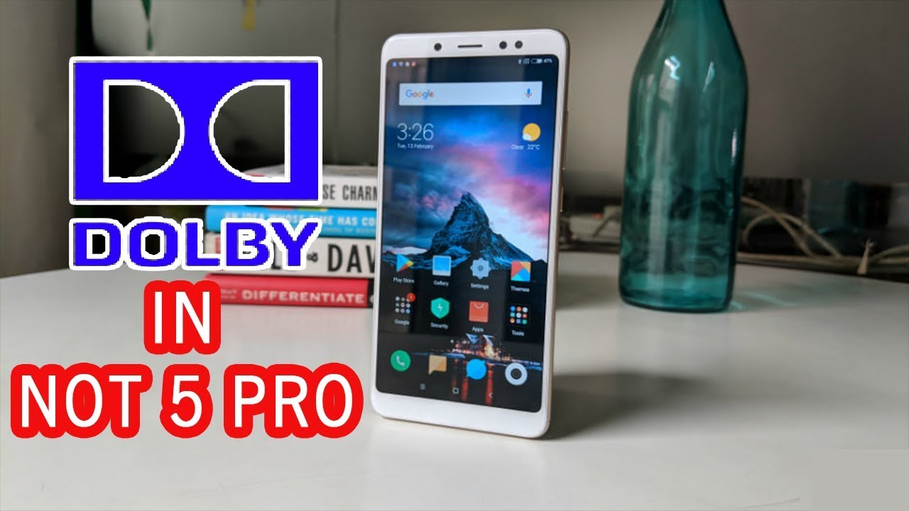 How To Install Latest (2018) Dolby Atmos On Any Android Phone ft  Note 5  Pro ReDX Aman