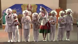Театральная студия Колокольчик сказка Мама
