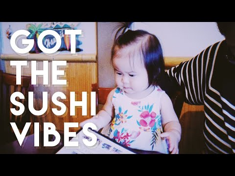 WE GOT THE SUSHI VIBES! || Family Vlog || TheRobleFamily