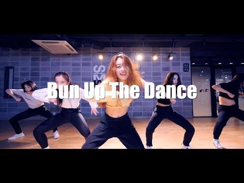 Dillon Francis,Skrillex - Bun Up The Dance / Choreography By Eun Ju