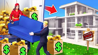 MILLIONAIRE MANSION Fortnite Tycoon
