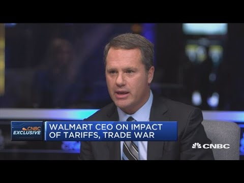 Walmart CEO Doug McMillon On The Future Of The Retail Industry