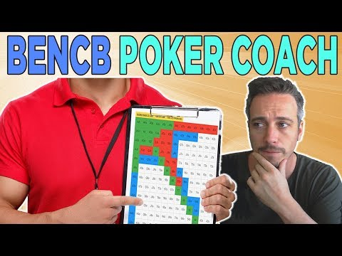 **NEW SERIES**  BenCB Poker Coaching! LEARN FROM THE BEST! Pt. 1 Of 3