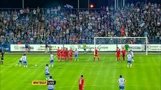 ФК Севастополь - Сталь Алчевск 2-0. голы