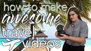 The SECRET HACK for awesome TRAVEL VIDEOS