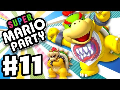 Partner Party! Tantalizing Tower Toys!  Super Mario Party  Gameplay Walkthrough Part 11