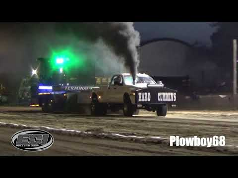 ECIPA 3.0 Limited Pro Diesel Trucks in Washington, IA July 17th, 2017