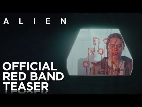 Alien 40th Anniversary Shorts: Red Band Teaser | ALIEN ANTHOLOGY
