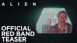 Alien 40th Anniversary Shorts: Red Band Teaser | ALIEN ANTHOLOGY