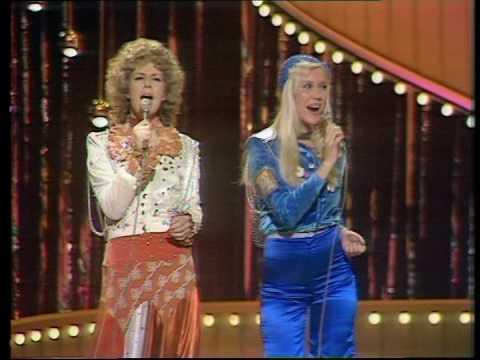 """ABBA sings """"Waterloo"""""""
