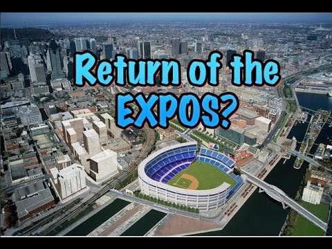 Are the Montreal Expos on the Verge of Returning to MLB? Stephen Bronfman Land Purchase