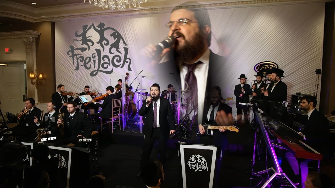 Ram V'Nisah  - Freilach Band Ft. Benny Friedman & Yedidim Choir