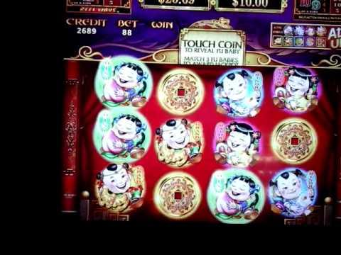 5 treasures slot machine bonus