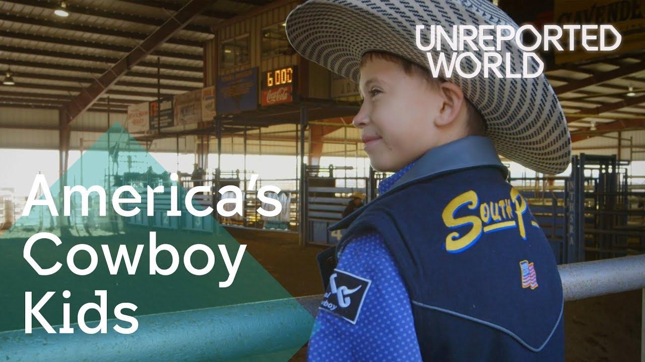 America's cowboy kids | Unreported World