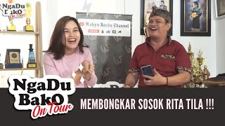 Download Lagu MEMBONGKAR!!! Siapa sosok RITA TILA? #spesial Ngadu bakO On Tour mp3