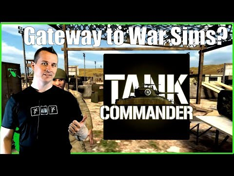 Tank Commander - This might be your gateway to other tank or war sims