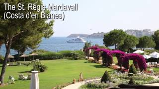 The top rated hotels in Mallorca (part III): Luxury hotels (english subtitles)