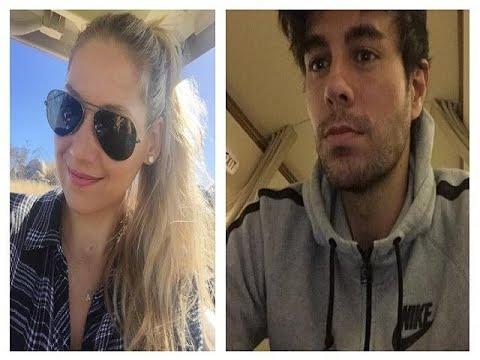 Enrique Iglesias E Anna Kournikova Presto Genitori: L'ex Tennista è Incinta, La...