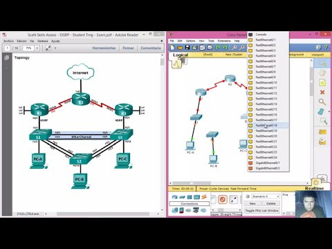 Alumno certificado en CCNA Y CCENT - CISCO - YouTube