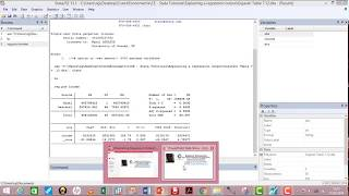 (Stata13):Interpret Regression Output #stataoutput #eviewsoutput #interpret #regressionoutput