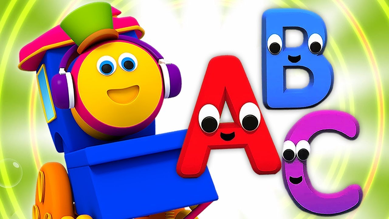 bob abc train | video pendidikan | belajar abc | Bob The Train ABC | Learn ABC | Kids Tv Indonesia