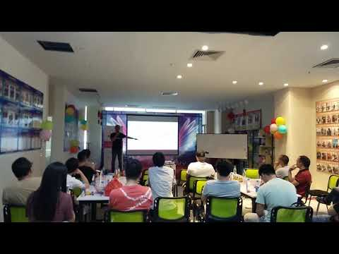 second AEternity meetup in xiamen,china,