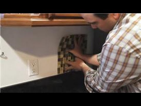 Youtube How To Tile A Kitchen Backsplash