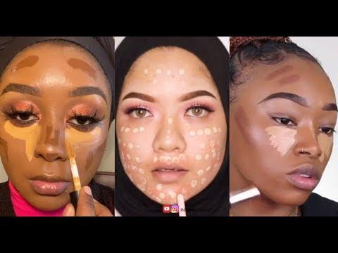 Best makeup transformations | New Makeup tutorials compilation