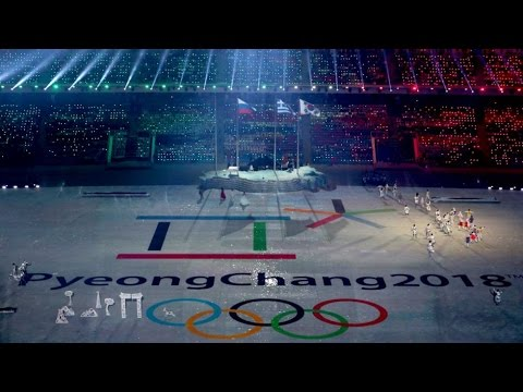 PyeongChang 2018 Winter Olympics Presentation in Sochi: 평창 2018 동계 올림픽