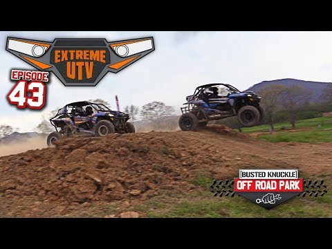 SURVIVAL RACING AT Busted Knuckle Off Road Park - Extreme UTV EP43