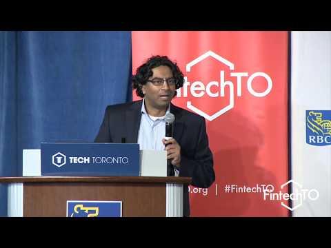 Kaushik Venkatadri of RBC presents Blockchain in Banking