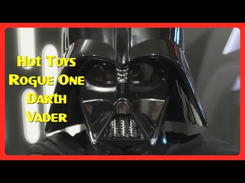 STAR WARS ROGUE ONE HOT TOYS DARTH VADER from Sideshow Collectibles ⭐️
