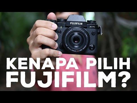 Kenapa pilih FUJIFILM? jawaban teman-teman yang sudah pakai fujifilm