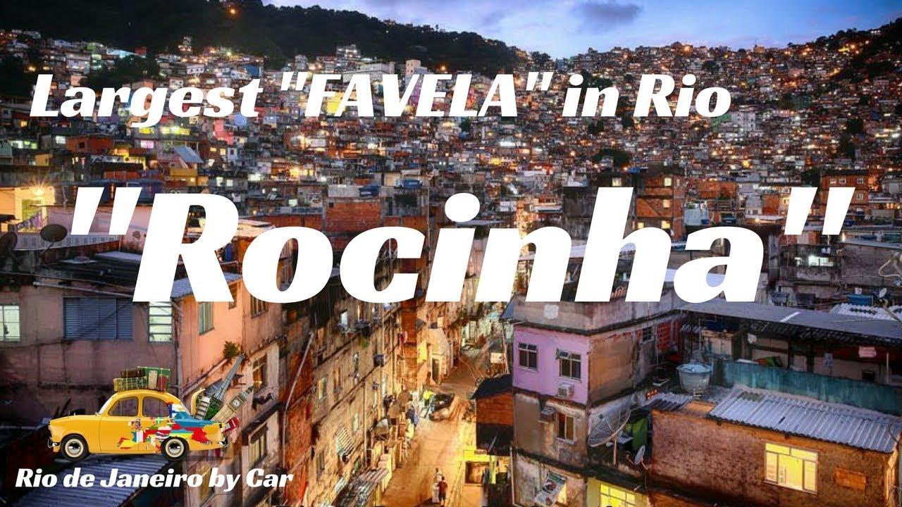 rio de janeiro favela da rocinha inside the largest slum in rio