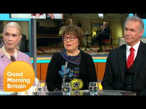 Dr Hilary Jones Assesses Prince Andrew's Sweating Claims | Good Morning Britain