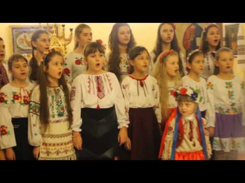 Молитва на Різдво - дитячий хор Церкви Матері Божої Неустанної Помочі (м. Івано-Франківськ)