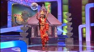 Adithya - Amrita TV Super Dance Junior 4 Devotional Dance Performance