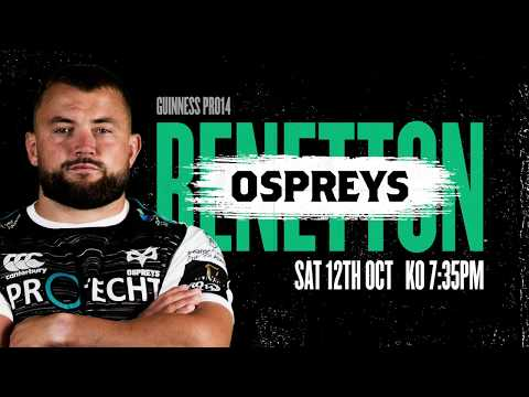 We're Back At The Liberty | Ospreys v Benetton