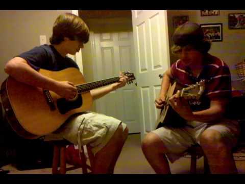 "Joseph Davenport and Gray Cauthen ""Do it Again"""