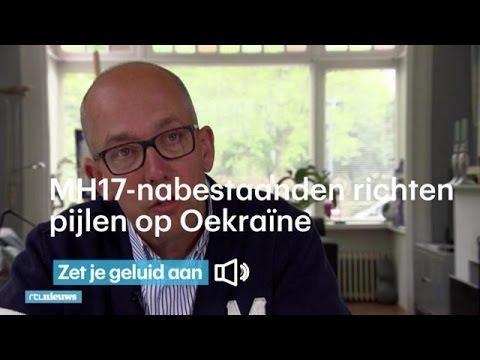 MH17-nabestaanden overwegen Oekraïne aan te klagen - RTL NIEUWS
