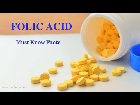Folic Acid:  What Are The Benefits of Vitamin B9 You Need to Know