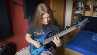 vektor cygnus terminal full guitar cover