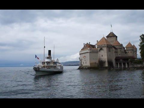 Genève – Montreux – Lausanne – Yvoire – Meillerie - Berne - 2017