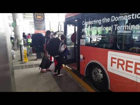 Brisbane Airport How To Get To Domestic Terminal From International Terminal
