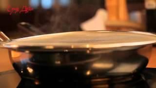 Видео рецепт о том, как правильно жарить мясо без брызг